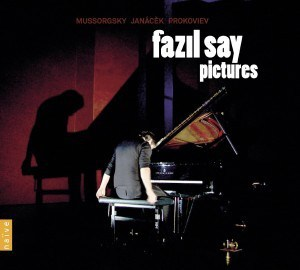 """Musik: Fazil Say """"Pictures"""""""