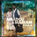 CD Cover Amadou & Mariam