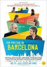 An einem Freitag in Barcelona
