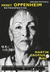 Meret Oppenheim_Martin-Gropius-Bau