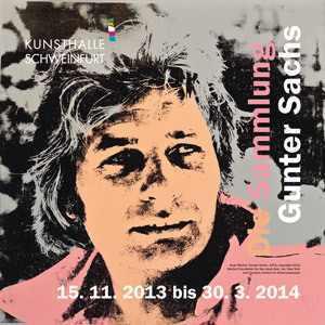 Gunter Sachs_Kunsthalle Schweinfurt