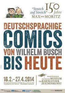 Deutschsprachige Comic_Hannover