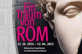 """Ausstellung """"Ein Traum von Rom"""" im Rheinischen Landesmuseum Trier"""