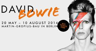 """Ausstellung """"David Bowie"""" im Martin-Gropius-Bau in Berlin"""