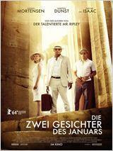 """Neu im Kino: """"Die zwei Gesichter des Januars"""""""