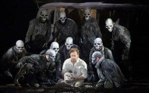 """L'Orfeo"""" von Claudio Monteverdi mit Christian Gerhaher im Prinzregententheater München"""