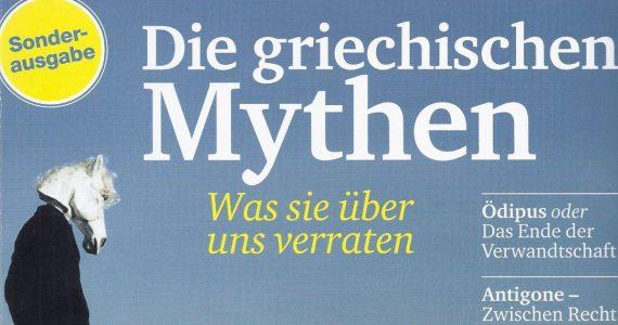 Philosophie-Magazin_Die griechischen Mythen