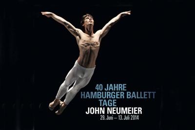 """Tatajana"" von John Neumaier: Uraufführung bei den 40. Hamburger Ballett Tagen"