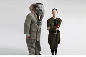 Ganesha gegen das Dritte Reich_Jeff Busby