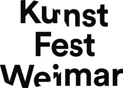Kunstfest Weimar Logo