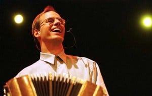 Musik: Meister auf dem Bandoneon Per Arne Glorvigen