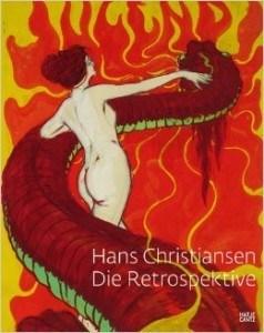 Erste Retrospektive zu Jugenstil-Pionier Hans Christiansen. Ausstellung in der Künstlerkolonie Mathildenhöhe Darmstadt