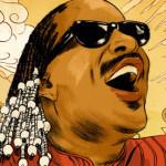Vier Minuten und 45 Sekunden mit ... Stevie Wonder