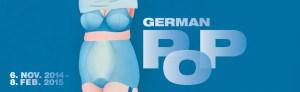 """Ausstellung: """"German Pop"""" in der Schirn Kunsthalle in Frankfurt"""