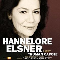 """David Klein Quintett: """"My Marilyn"""" im Konzert mit Hannelore Elsner und Truman Capotes """"Ein bildhübsches Kind"""""""