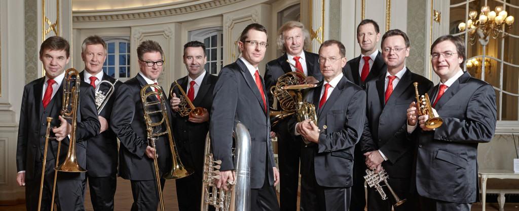 German Brass im Konzerthaus Karlsruhe