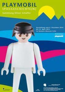 40 Jahre Playmobil: Ausstellung im Bomann-Museum in Celle