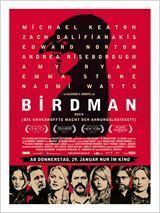 """Neu im Kino: """"Birdman (oder die unverhoffte Macht der Ahnungslosigkeit)"""""""