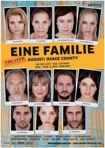 """Theater: """"Eine Familie"""". Die Komödie am Kurfürstendamm zeigt das verbale Gemetzel mit Stars wie Annette Frier und Friederike Kempter"""