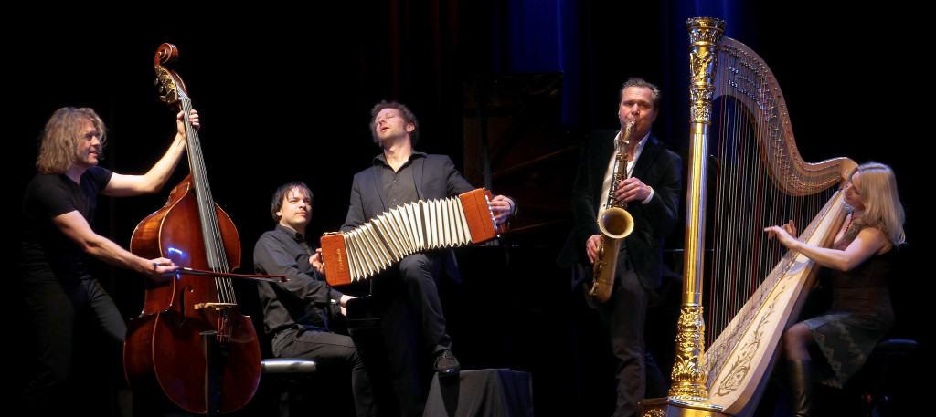 "Heute neu: Feuilletonscout empfiehlt... Quadro Nuevo ""Tango"""