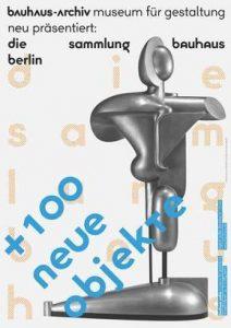 """Ausstellung: """"100 neue Objekte"""" im Bauhaus –Archiv Berlin"""