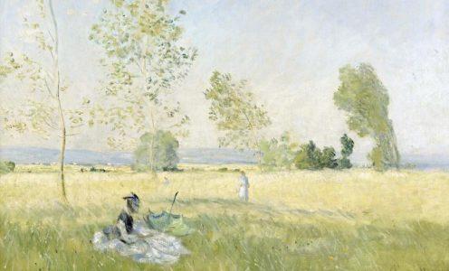 """""""Monet und die Geburt des Impressionismus"""". Eine Ausstellung im Städel Museum Frankfurt"""