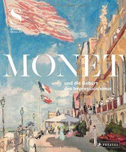 Claude Monet_Frankfurt Städel_Katalogcover