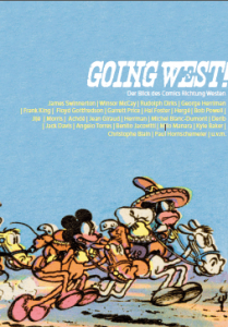 """Ausstellung: """"Going West! Der Blick des Comics Richtung Westen"""" im Bilderbuchmuseum Troisdorf"""