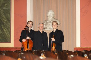 Stephan, Thomas und Christoph Koncz