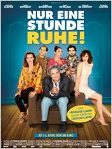 """Neu im Kino: """"Nur eine Stunde Ruhe!""""mit Christian Clavier"""