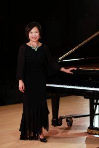 """Ein Moment mit ... Pianistin Sarah Chan. Gewinnen Sie zum Abschluss der Konzertreihe """"The Berlin Debuts"""" Tickets für das Konzert in der Berliner Philharmonie"""