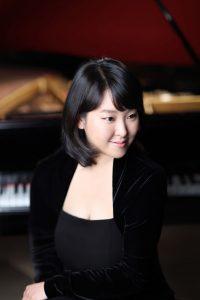 Ein Moment mit ... Pianistin Sunhwa Park. Gewinnen Sie Tickets für das Konzert in der Berliner Philharmonie