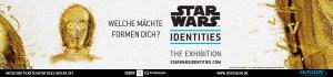 """Ausstellung """"STAR WARS™ Identities"""" in Köln"""