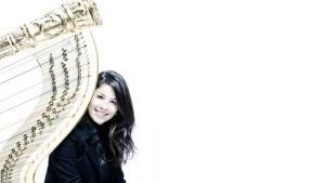 Ein Moment mit ... Anneleen Lenaerts, Solo-Harfenistin bei den Wiener Philharmonikern