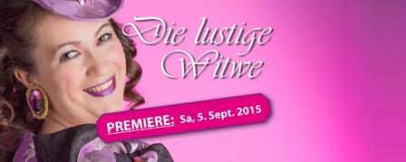 """Operette: """"Die lustige Witwe"""" von Franz Lehar an der Kammeroper Köln"""