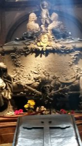 Sarkophag von Kaiserin Maria Theresia, 1717 - 1780,