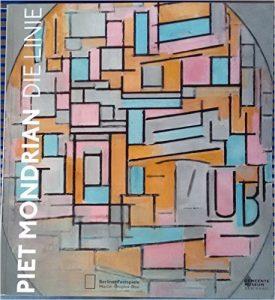 """""""Piet Mondrian. Die Linie"""". Ausstellung im Martin-Gropius-Bau Berlin."""
