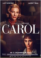 "Neu im Kino: ""Carol"" mit Cate Blanchett und Rooney Mara"