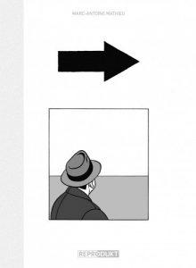 """Literatur ohne Worte: Marc-Antoine Mathieu """"Richtung"""""""