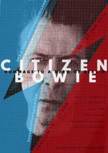 "Gedenken an David Bowie: Sonderausstellung ""CITIZEN BOWIE Hommage to a Hero of Berlin"" bei EGBERT BAQUÉ CONTEMPORARY"