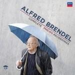Alfred Brendel zum 85. Geburtstag: Sein Lebenswerk auf 114 CDs