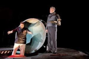 """Oper in Dresden: """"Der Kaiser von Atlantis"""". Viktor Ullmann komponierte sein Werk in Theresienstadt"""