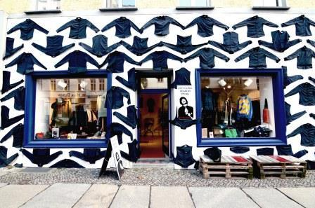 Der Upcycling Fashion Store in Berlin