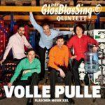Musik auf Flaschen: das GlasBlasSing Quintett auf Tour