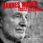 Liedermacher der alten Schule: Hannes Wader auf Tour