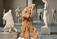 """tanz. verwittert"""". Eine Tanzperformance durch die Räume der Glyptothek München"""