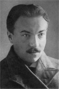 33 Sekunden mit ... Gerrit Engelke (1890 – 1918)