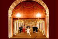 """Theater: """"Der Bürger als Edelmann"""" im Barocktheater der Stiftung Schloß Friedenstein in Gotha"""