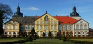 Musik auf Schloss Hundisburg in Haldersleben