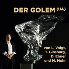 """Der Golem"" – Transhumanismus im Landestheater Oldenburg"
